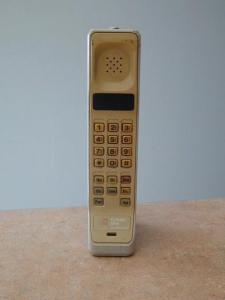 Motorola Brick Cellphone